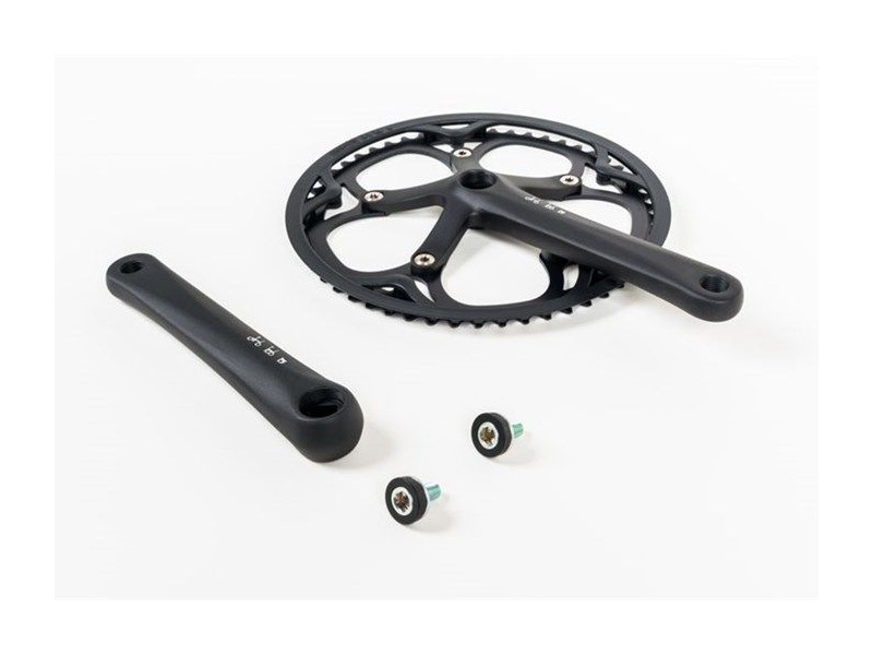 BROMPTON Chain Set Black click to zoom image