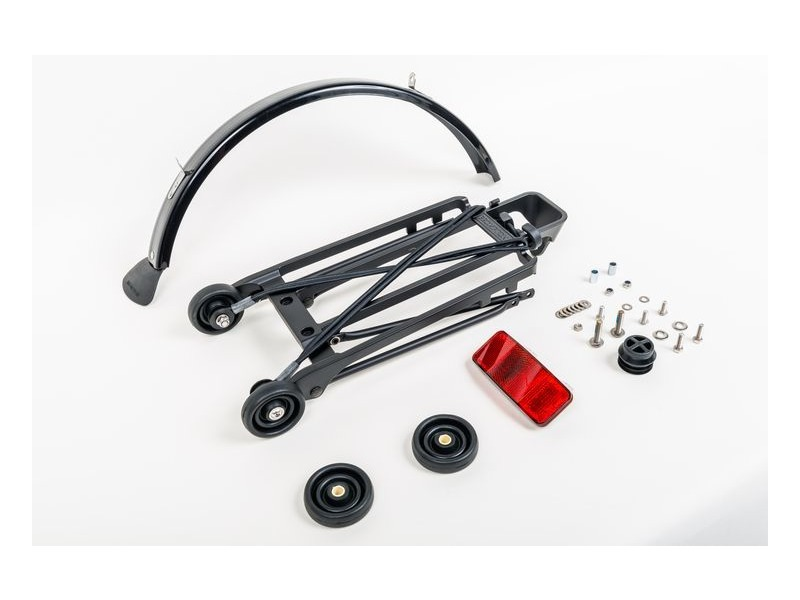 BROMPTON Rack and Guard Kit Black click to zoom image
