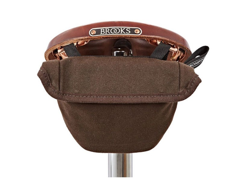 BROMPTON Saddle Pouch Waxed click to zoom image
