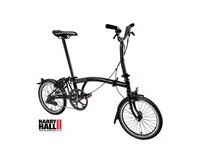 BROMPTON M6-L Black Edition  click to zoom image