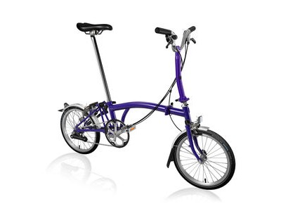 BROMPTON M6-L Purple Metallic