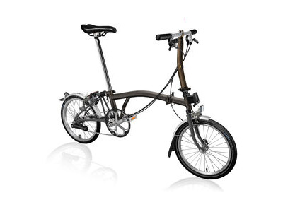 BROMPTON S6-L Flame Laquer